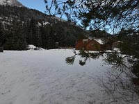 Enjoy fantastic views of the Selkirk Mountain range at the base of Schweitzer Mountain in the Shadow Mountain Valley Subdivision